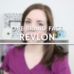 One Brand Face: Revlon