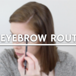 How I Fill in My Brows