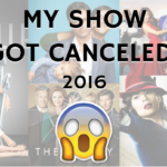 My TV Show Got Canceled!