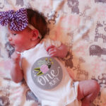 Charlotte: 1 Month Old