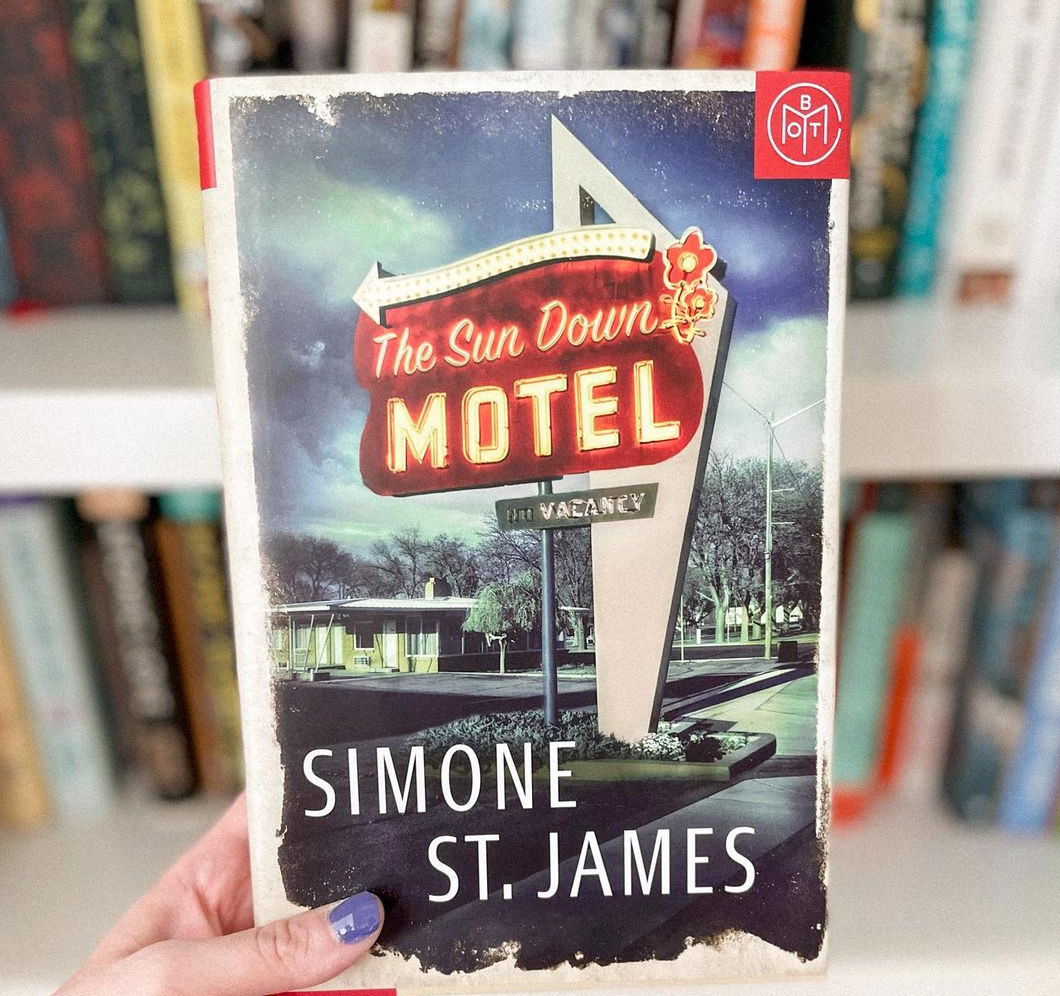 the sundown motel by simone st. james